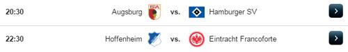 Jadwal Liga Jerman Minggu 30 April 2017