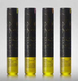 Diseño Creativose innovador de aceite de olivo