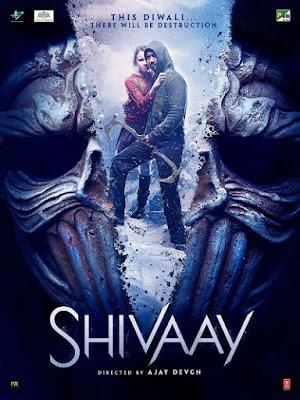 shivaay poster ajay devgn