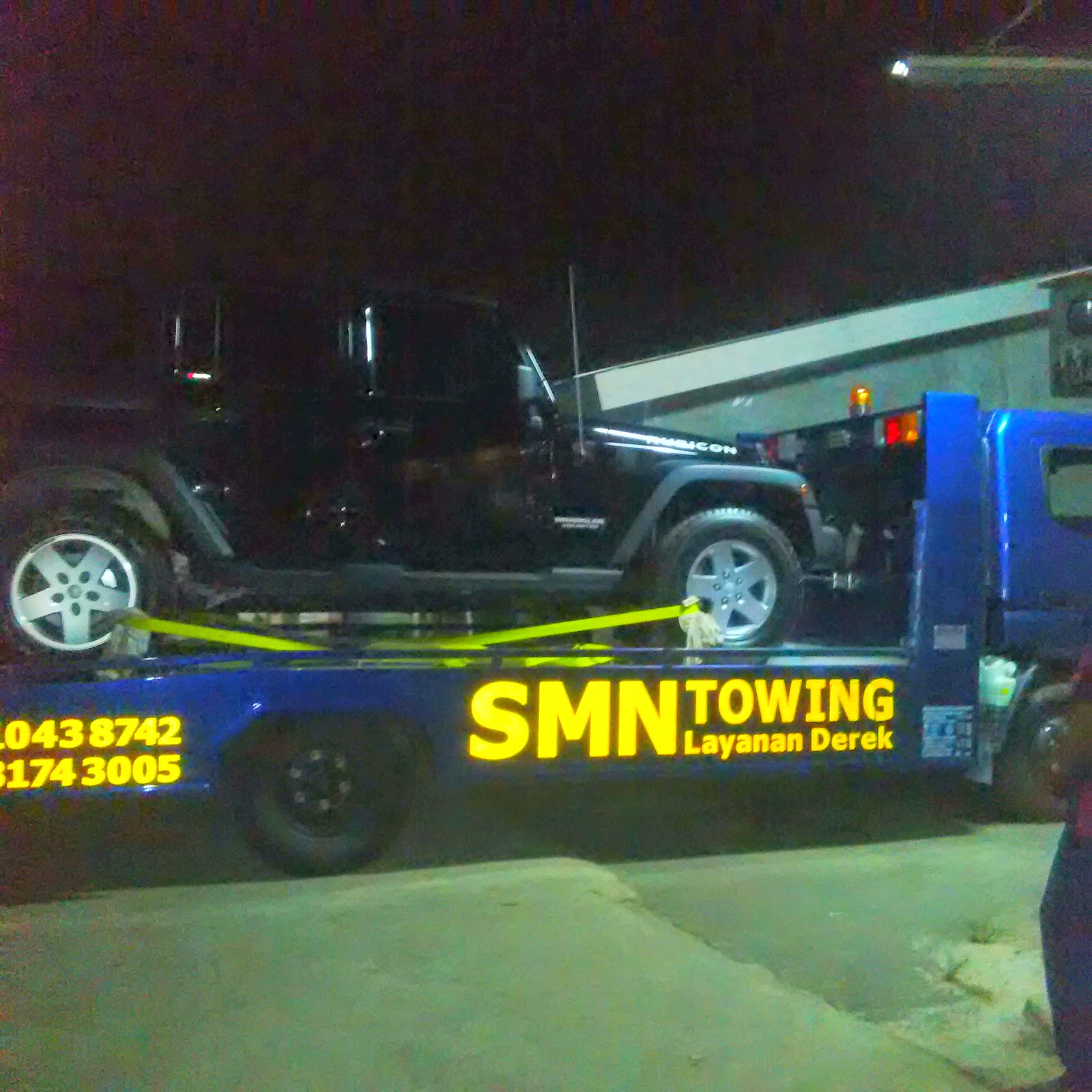 jasa sewa towing car
