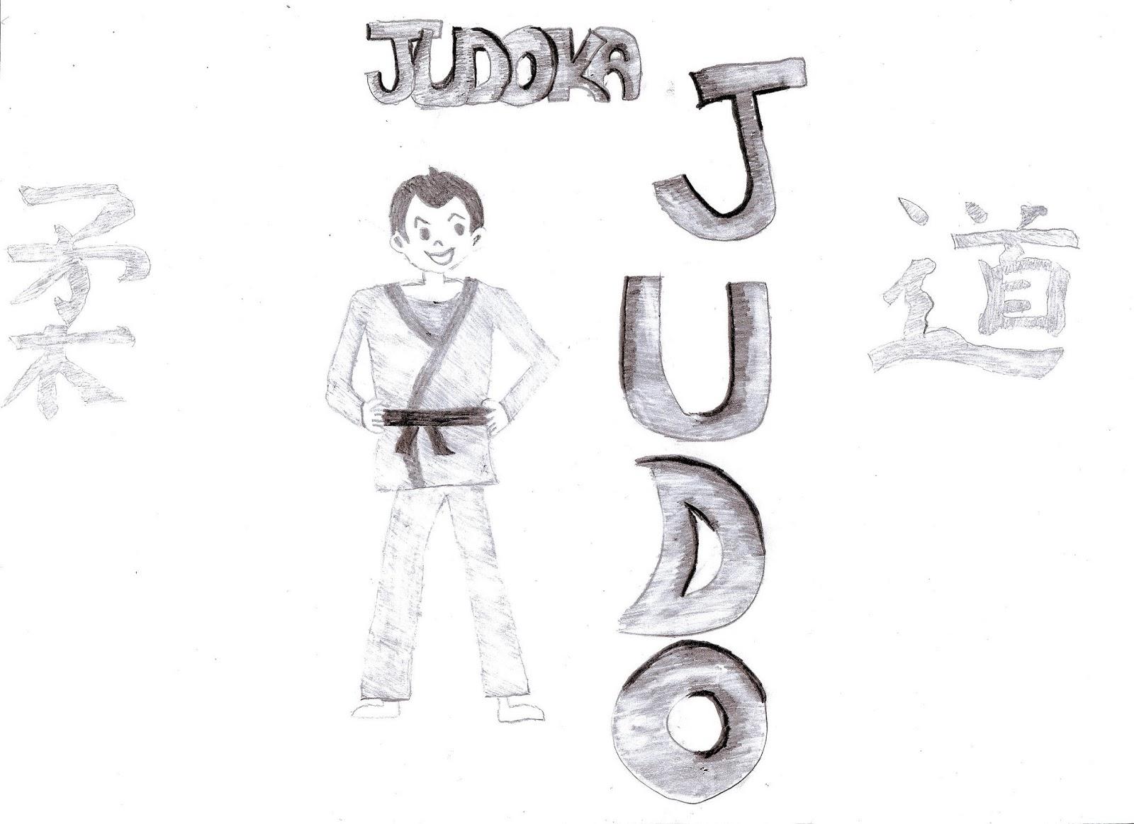 Judo Club Menesiano S.J. (Pasatiempos): Dibujos
