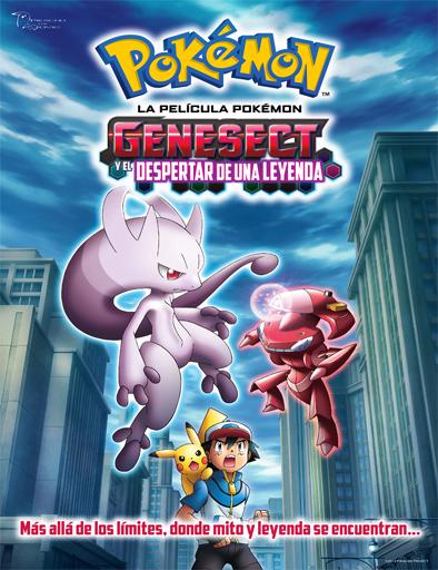 ver Pokémon 16: Pokémon Genesect y el despertar de una leyenda (2013) Online