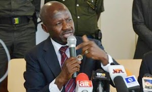 EFCC Chairman: I'm Glad Senate Didn't Confirm Me, says Magu