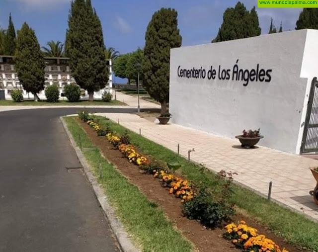 El Ayuntamiento de Los Llanos de Aridane solicita autorización para la apertura de los cementerios