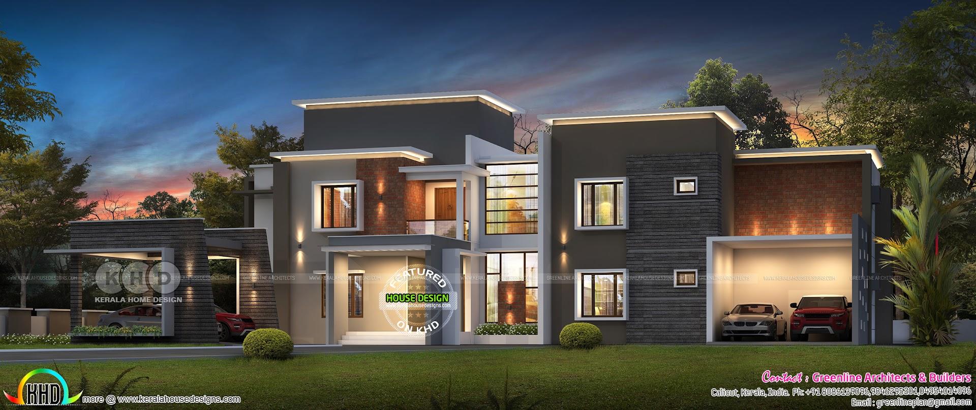 October 2018 - Kerala home design and floor plans - 8000 ...