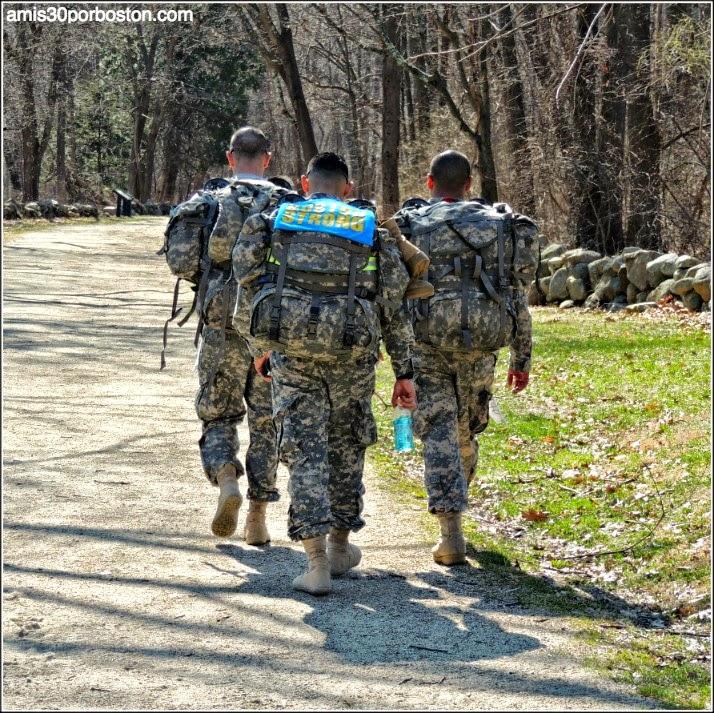 Patriots´ Day: Battle Road en Lincoln