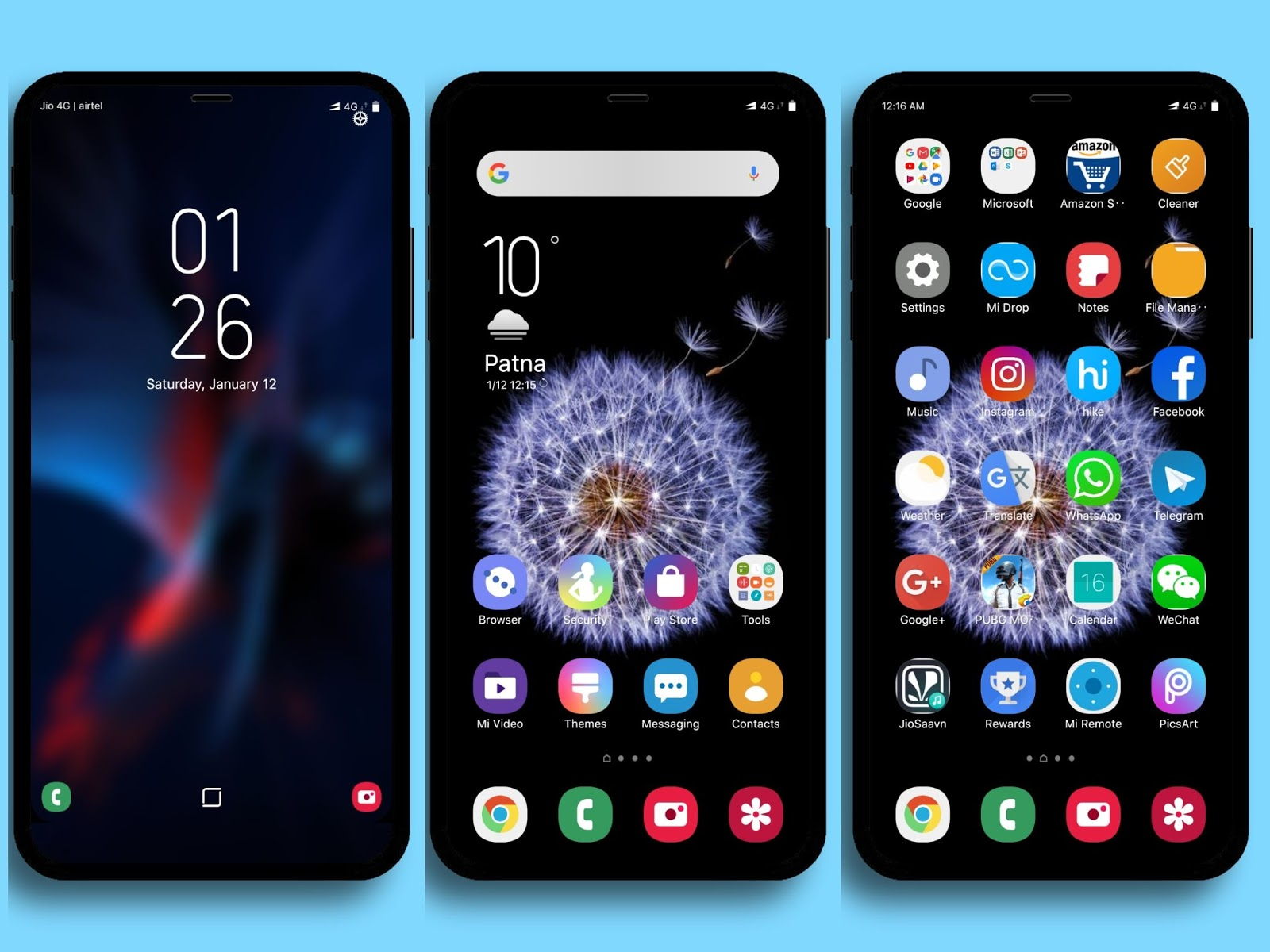 Samsung One Ui Miui Theme Download For Xiaomi Mobile Xiaomi Themes Miui Theme