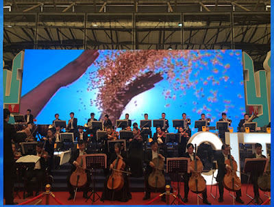 Thiết kế thi công màn hình led p4 nhập khẩu tại quận Tân Phú