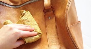 Como limpiar un bolso de cuero