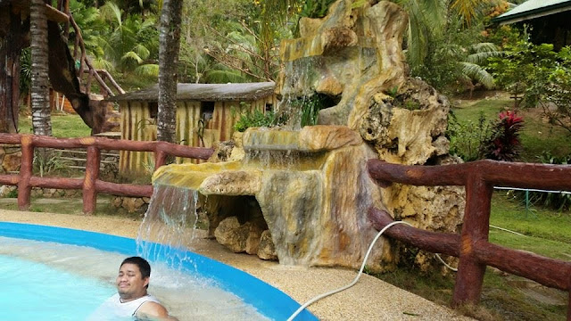 Hidden Valley Wave Pool Resort in Pinamungajan Cebu Philippines