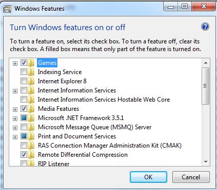 Cara menonaktifkan Internet Explorer di Windows 7 ~ Ilmuku
