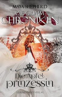 Cover Die Apfelprinzessin ~ Maya Shepherd