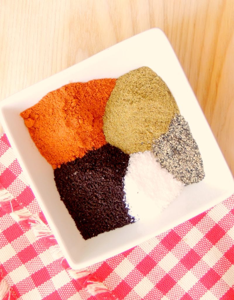 This low carb and keto friendly Spiced Coffee BBQ Rub recipe is perfect for steaks and roasts. It will add a nice rich yet spicy kick to your next BBQ..#keto #lowcarb #BBQ #grilling #rub #beef #steak #pork #chicken #easy #recipe | from www.bobbiskozykitchen.com