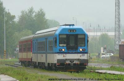 843.019-1 na stacji Jesenik