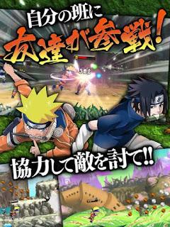 Naruto Shinobi Collcetion Shippuranbu Mod Apk