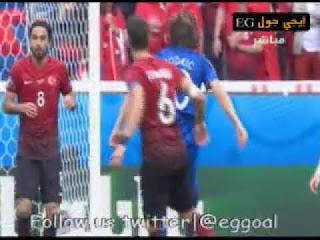 """شاهد مباراة تركيا وكرواتيا بث مباشر 12-6-2016""""يورو2016"""