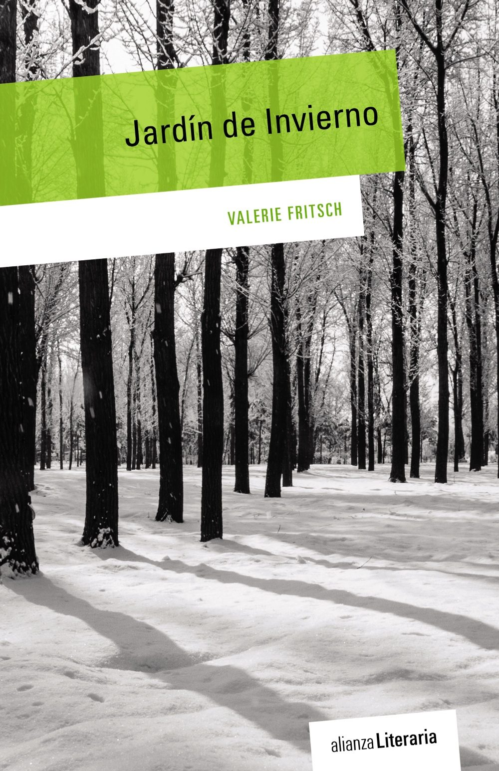 Tiempo literario jard n de invierno - Jardin de invierno ...