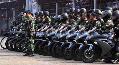 "TNI AD Menyatakan ""Perang"" Terhadap Anggota Geng Motor"