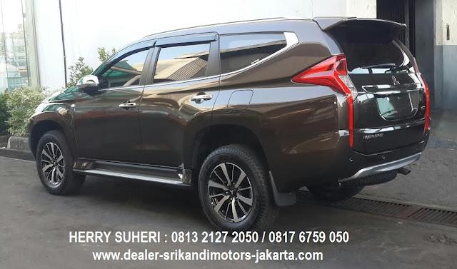 kredit mobil pajero sport - dakar - dakar ultimate - ultimate - exceed - glx - 2019