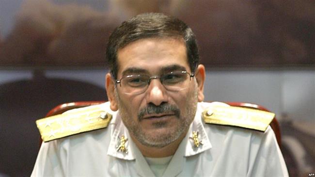 Trump's anti-Tehran remarks false and baseless : Secretary of Iran's Supreme National Security Council Ali Shamkhani