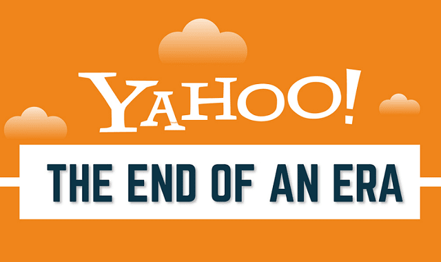Yahoo! The End Of An Era