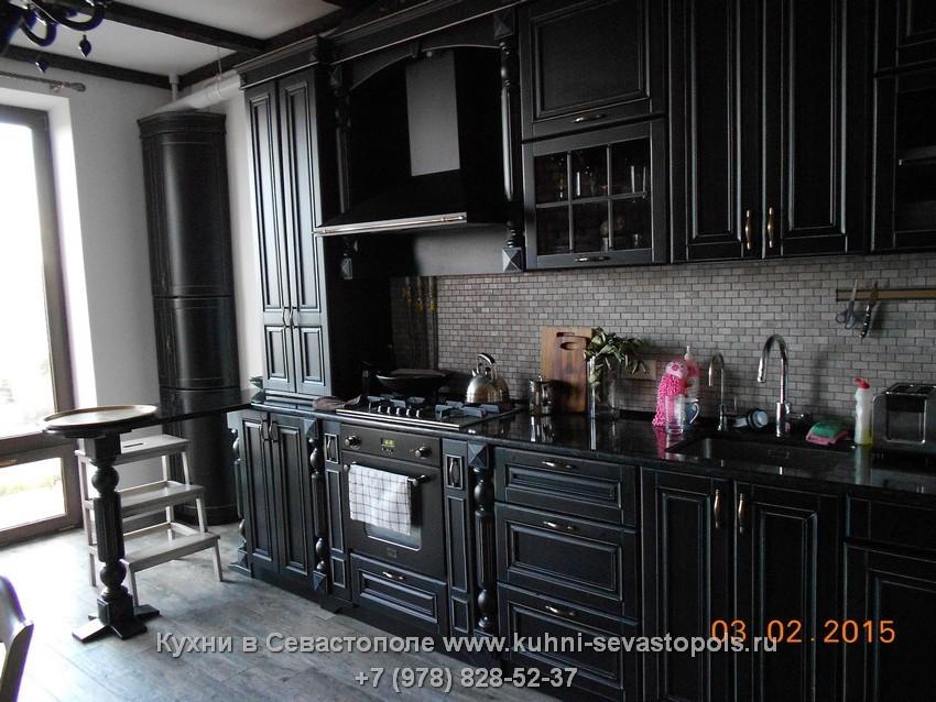 Распродажа деревянных кухонь Севастополь