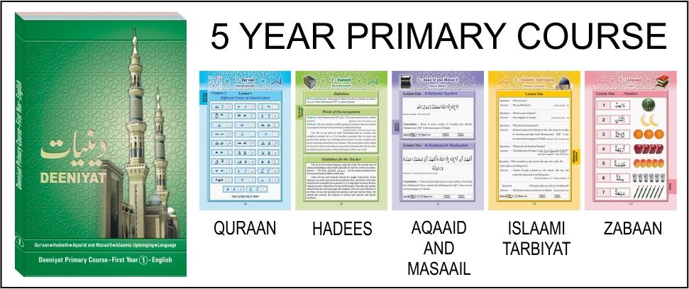 Books pdf deeniyat