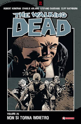The Walking Dead #25: Non si torna indietro