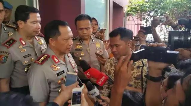Kapolri Tito Karnavian jelang PILKADA DKI put 2