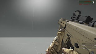 Arma3用SMA武器MODのACR