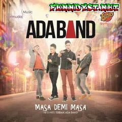 Ada Band - Masa Demi Masa (2013) Album cover