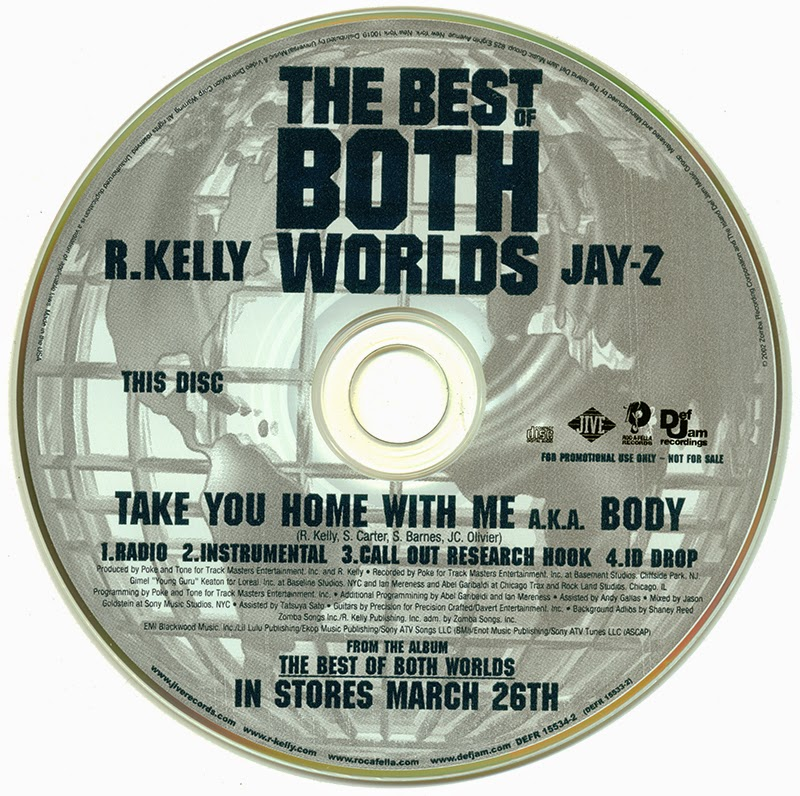 Promo, Import, Retail CD Singles & Albums: R  Kelly & Jay-Z