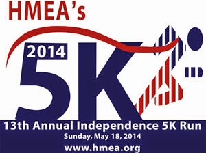 13TH ANNUAL INDEPENDENCE 5K RUN, WALK, ROLL & STROLL IN THE PARK