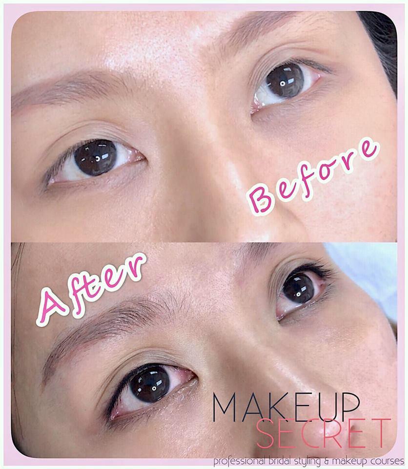 Makeup Secret: 美瞳線 / 美睫線有咩分別? 紋眼線係咪真係可以「無痛」?