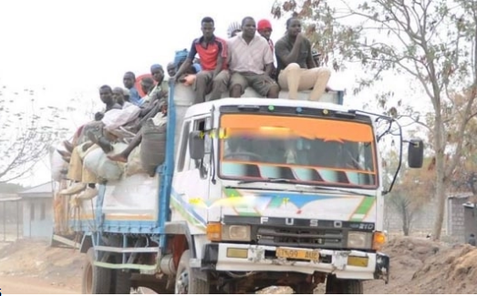 JESHI la Polisi Mbeya limepiga marufuku wafiwa kupanda kwenye malori
