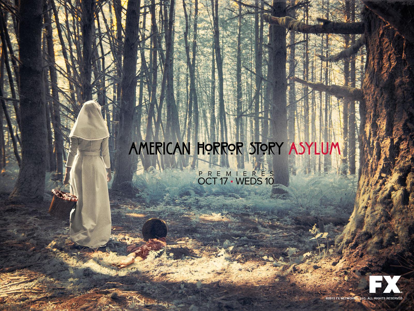 Zombies are Magic!: American Horror Story: Asylum