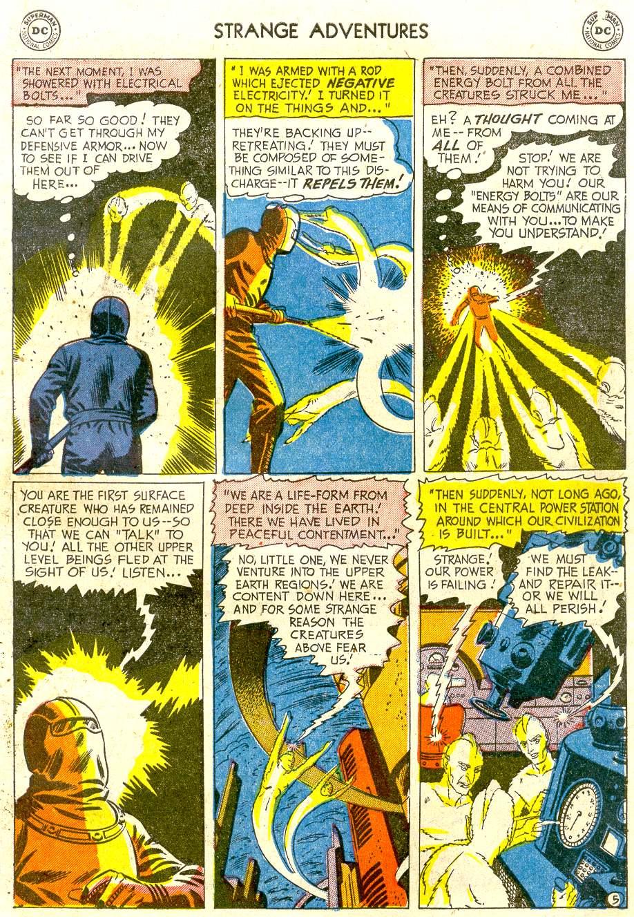 Strange Adventures (1950) issue 54 - Page 7