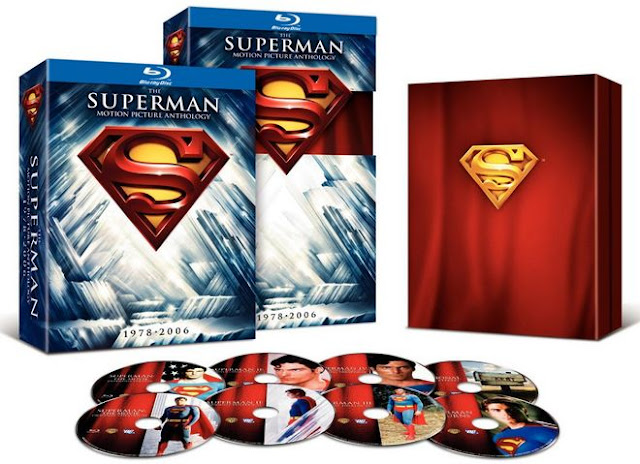 Colección Superman Returns