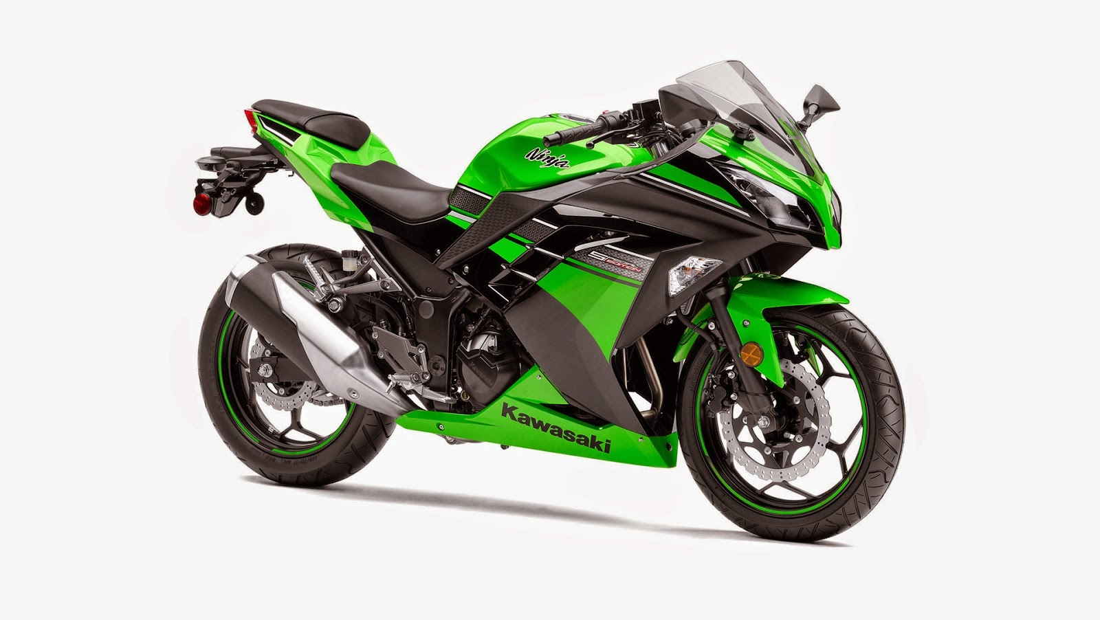 Kawasaki ninja 250r four stroke twin parallel cylinders double overhead cam liquid cooled efi and has 6 speed of transmission