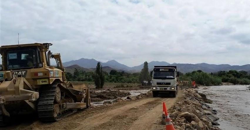 ÁNCASH: Estas son las carreteras que todavía continúan restringidas (Abril 2017) COEN
