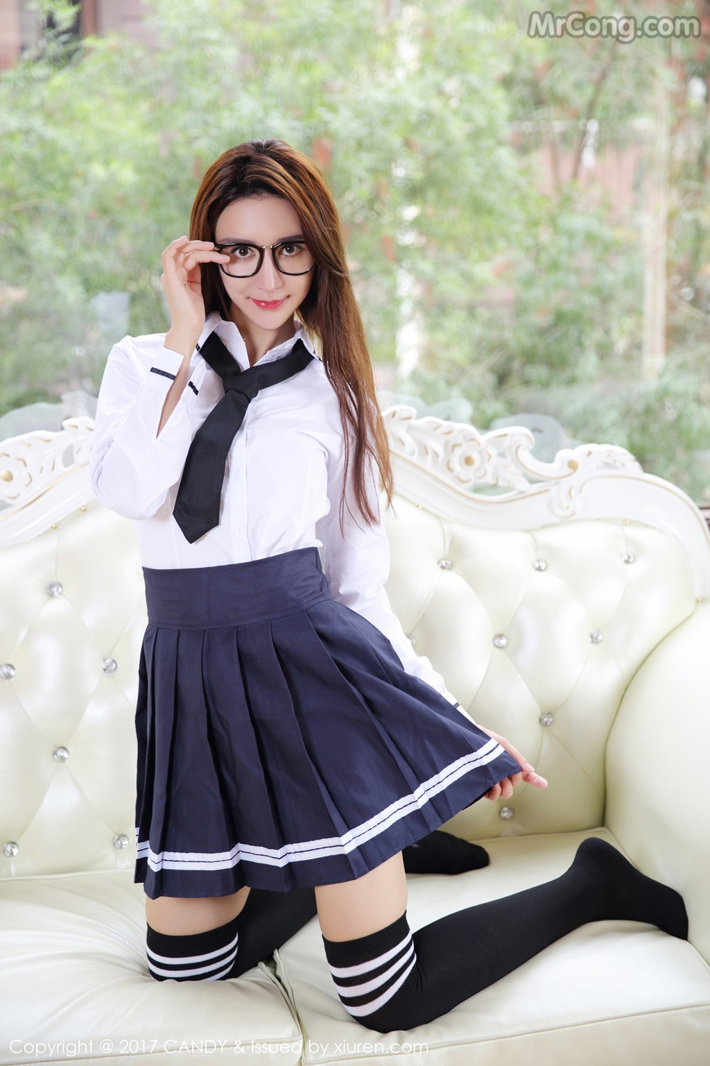 Image CANDY-2017-04-28-Vol.020-Yi-Li-Na-MrCong.com-002 in post CANDY Vol.020: Người mẫu Yi Li Na (伊莉娜) (59 ảnh)