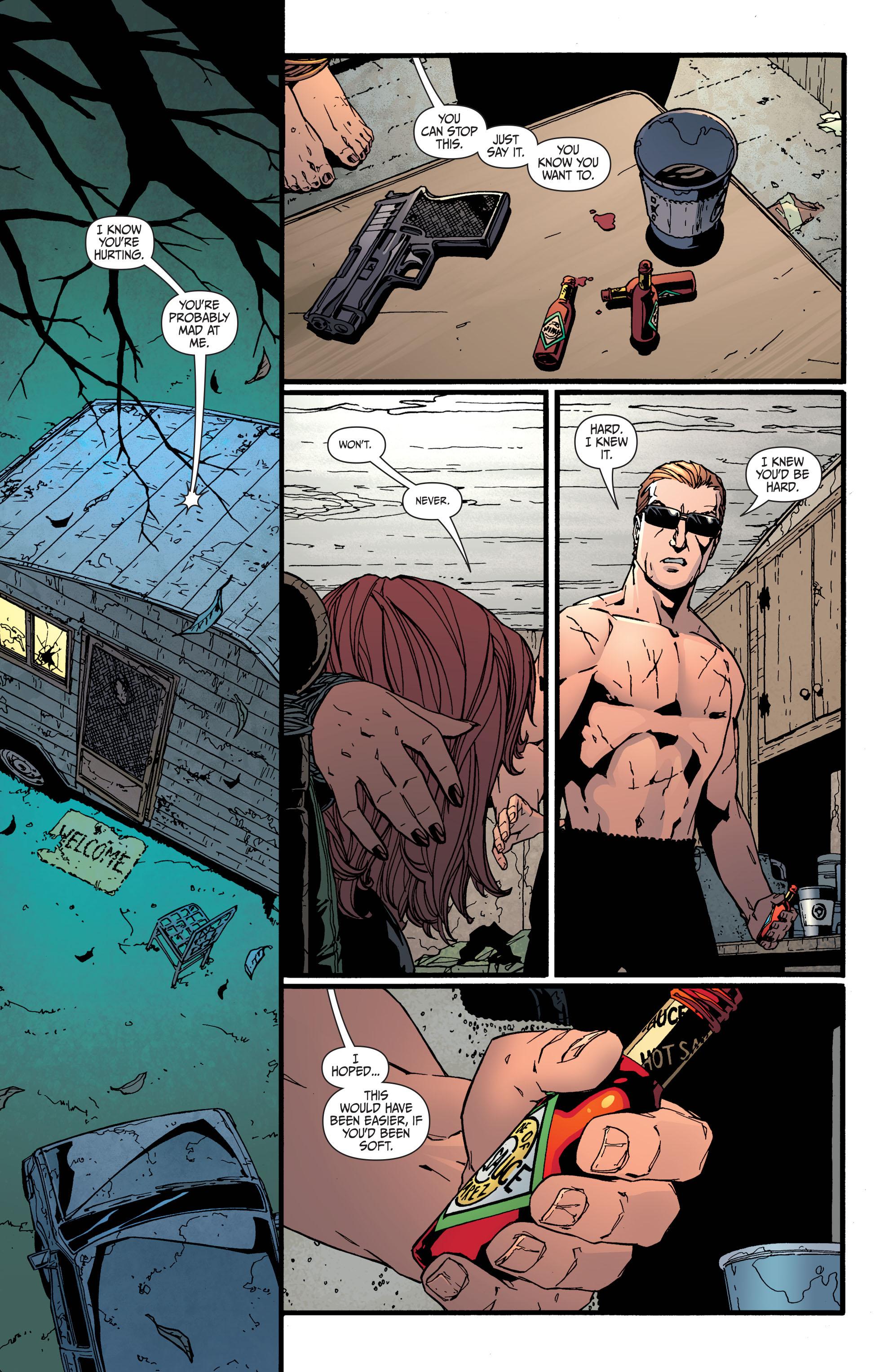 Read online Secret Six (2008) comic -  Issue #34 - 3