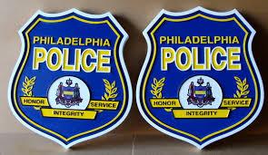 placas 3d policial