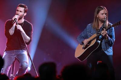 Daftar Lagu Maroon 5 Terbaru Tahun 2018 [Update]