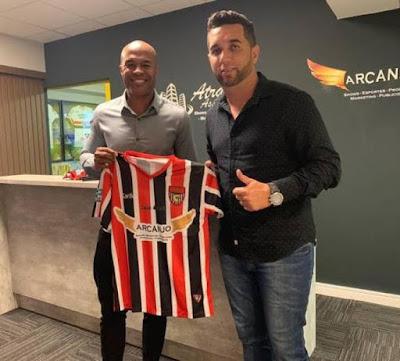 Ex-palmeiras, Marcos Assunção, integra equipe do Apucarana Sports