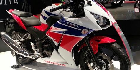 harga Honda CBR250R 2014 standar