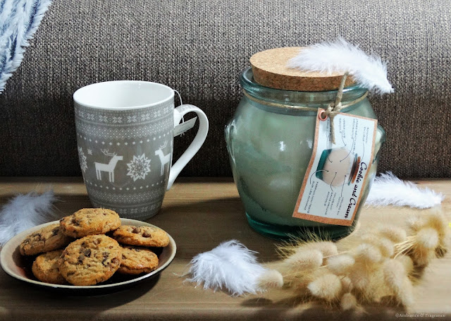Avis Cookie and Cream de Mr DeFrance Candle - Blog Bougie - Blog Parfum