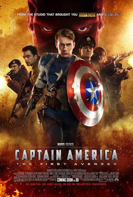 kapitan ameryka pierwsze starcie film