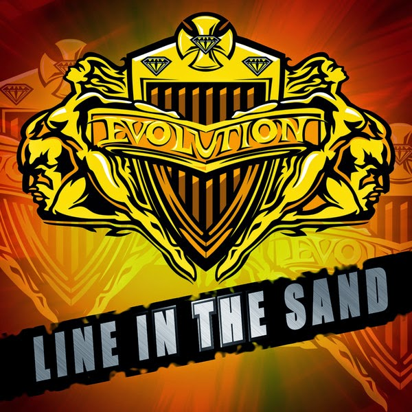 Motörhead - WWE: Line In the Sand (Evolution) - Single Cover