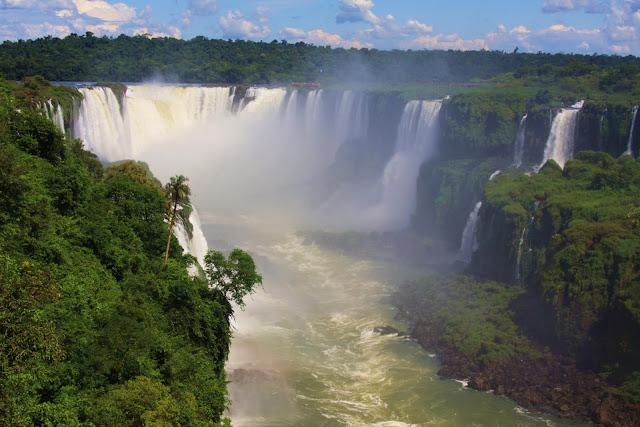 Visitar as CATARATAS DO IGUAÇU no BRASIL, desde a Argentina (ida e volta no mesmo dia) | Brasil